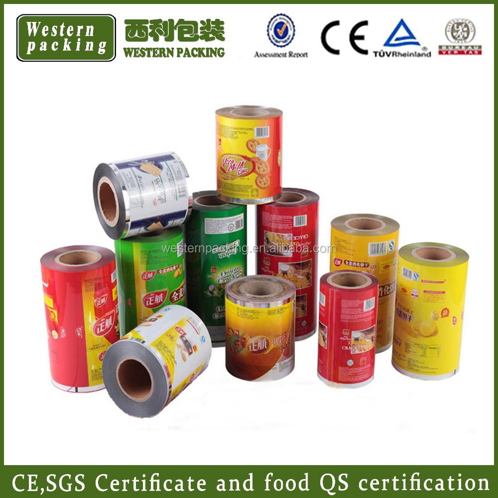 food grade plastic film roll, pvc shrink sleeve film, shrink film in roll