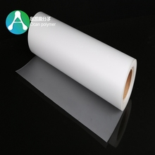 Embossed Clear PVC 0.35mm Rigid Plastic Film for Binding Covers