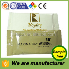 wholesale refreshing cool cotton towels&wet wipes&tissue paper OEM welcomed china manufacturer sample free