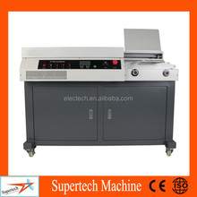 A3 Size Desktop Perfect Book Binding Machine Price, Hot Melt Glue Book Binding Machine