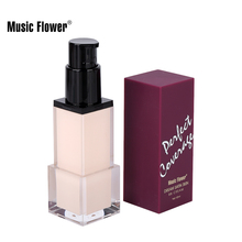 Music Flower 42m Pro Beauty Perfect Coverage <strong>Natural</strong> Dream Satin Skin Concealer Cover BB Cream