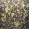 Heat Transfer Printed Fabric With Camouflage