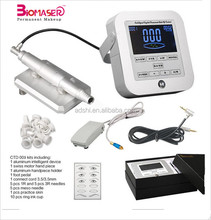 Biomaser CE digital permanent makeup machine for eyebrow/lips/eyeline cosmetic permanent makeup