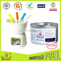 ISO & Reach compliant ethanol gel fuel cell---leading brand in China
