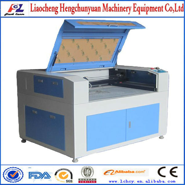 cheap hobby co2 laser sticker cutting machine price