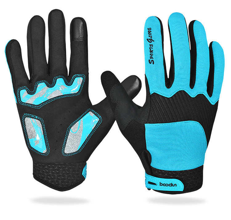 High technology custom Palm Pad bicycle racing gloves pro biker gloves mma glove