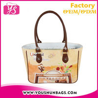 Fashion Designer Handbags s with UK Subway Design for Woman