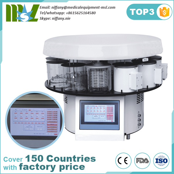 Christmas promotion cheap automatic tissue processor with competitive price (MSLTS01)