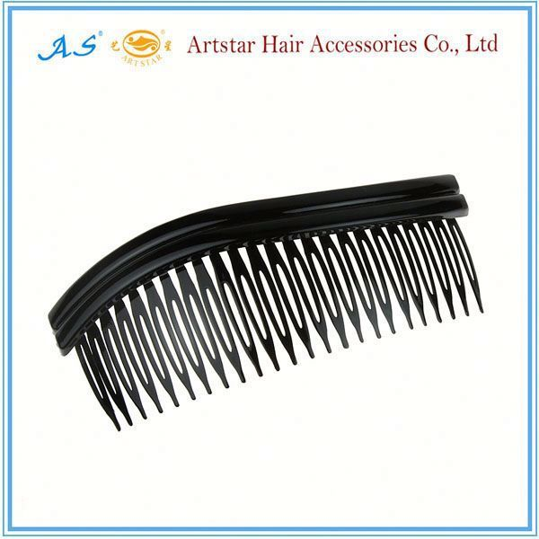 plastic hair comb for thin hair