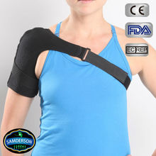 Shoulder pad / neoprene shoulder support