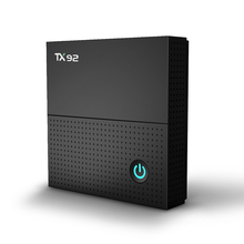 2018 Hottest TX92 Amlogic S912 Android 7.1 Octa Core 3GB+16G 32G 64GB Preinstalled Kodi 17.3 BT4.1 Smart Android Tv Box