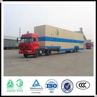 Factory Supply 3 axle car carrier truck trailer