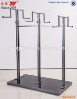 fashion clothing store hanging display stands hanging display stands