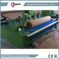 Factory price fabric inspection winding machine