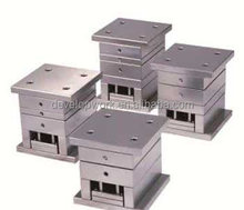 plastic acrylic packing box mould tooling acrylic box mould tooling packing box mould tooling
