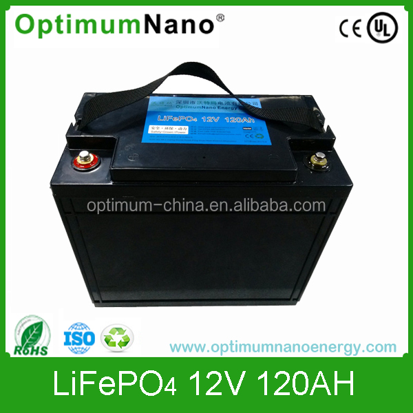 48v 120ah deep cycle UPS li-ion lifepo4 battery pack for solar system