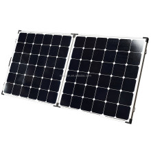 Online no spare high efficient 100W 160w folding solar panel