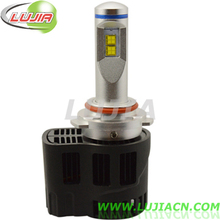 New arrival! 2015 No.1 Bright auto/motor LED headlight bulbs 9012 Philipss Lumileds Luxeon MZ High Power 55w 5200lm/bulb LED kit