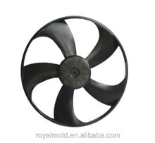 Plastic injection mould shaping mode plastic fan blade for electric motor
