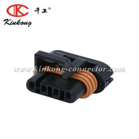 4 Way Delphi Female LS1/6 Coil Pack Connector 12162144