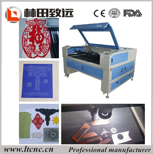 mini co2 laser cutting engravering machine for glass wood arcylic etc.