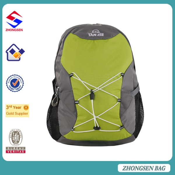 Sports Backapack 210D Lining Nylon Hiking Backpack Sports Backpack School Backpack