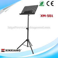 Foldable Sheet Music Stand XM-501