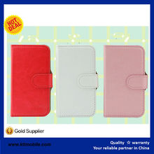 OEM Classic leather case for LG G3 STYLUS D690