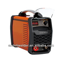 MMA Series Inverter DC MMA small maquina de solda Welding Machine Plastic and Iron option 140A,160A,200A (IGBT Chip)
