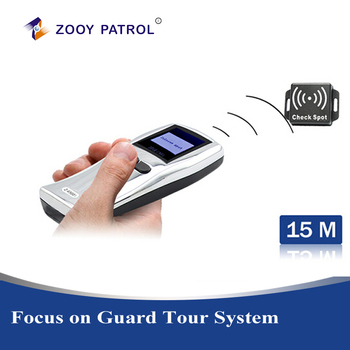 2.4G Active Long Range Guard Tour Patrol System