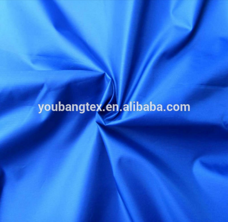 170T 180T 190T 210T polyester taffeta lining fabric for tent bag