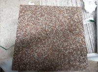 natural red ganite stone g687 garden paving stone for sale
