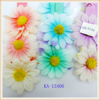 Multi Color Stretch Baby Flower Headband