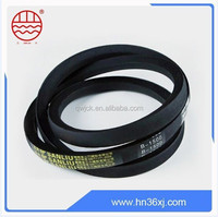 Motorcycle engine parts wear resistant competitive price v belt