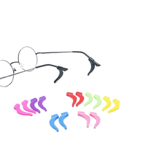 New style glasses ear hook, biodegradable silicone temple tips, good price glasses tips silicone