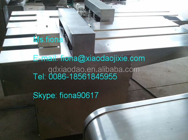 double sealing sausage machine, double sausage clipping machine