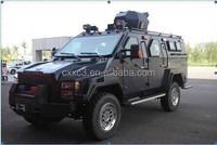 Anti Riot Armored Personnel Carrier Vehicle