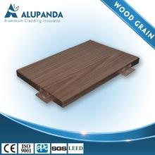 Solid Aluminum cladding Panel