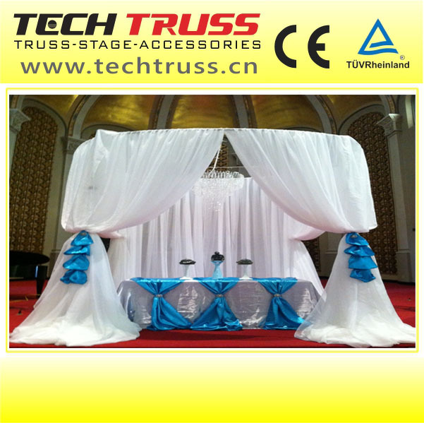 Adjustable Pipe and Drape ,used pipe and drape for sale