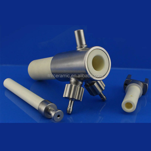 Industrial Oral Liquid Filling Ceramic Piston Pump For Pharmaceutical Filling Machine