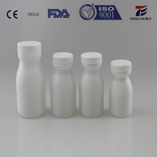 pe 60ml bottle,white pe medcine bottle 30ml screw cap with seal 10ml plastic medicine bottle