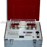 Fully Digital Transformer Oil Testing Equipments