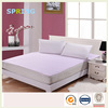 waterproof micro fiber with pinsonic quilting pattern mattress pad