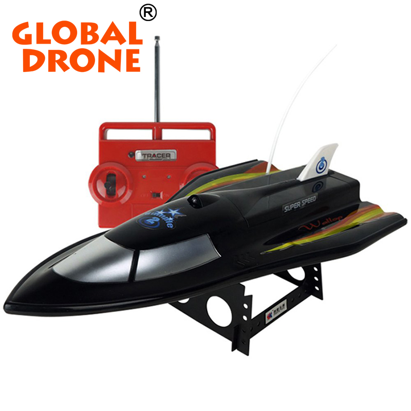 CT3362 flying fish RC Boat High powered RC racing boat remote control rocket speedboat mini jet boat for kids cheap toy gifts