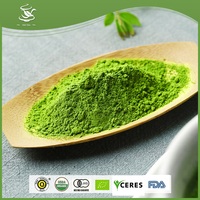 Organic Matcha Green Tea Powder In