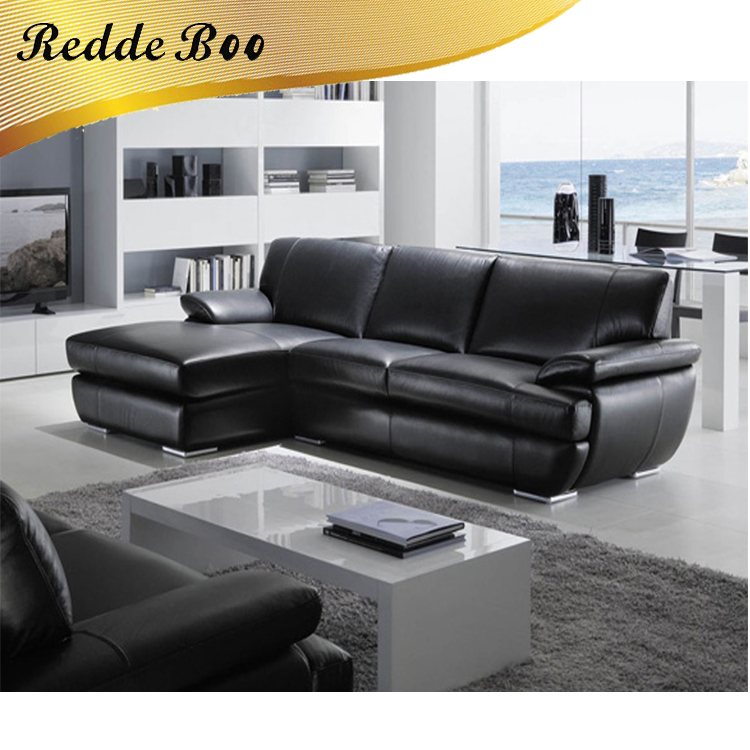 Best modern l shaped black sofas