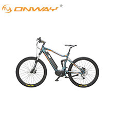 Fat tire Strong mountain electric bike with bangfang max system mid driver