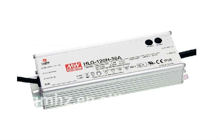 HLG-120-12 led dimmable driver led strip driver