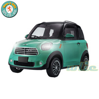 Hot new products chinese electric cargo car car2 seater dc motor vehiclesolar vehicle E-Car M1&M2(Euro 4)