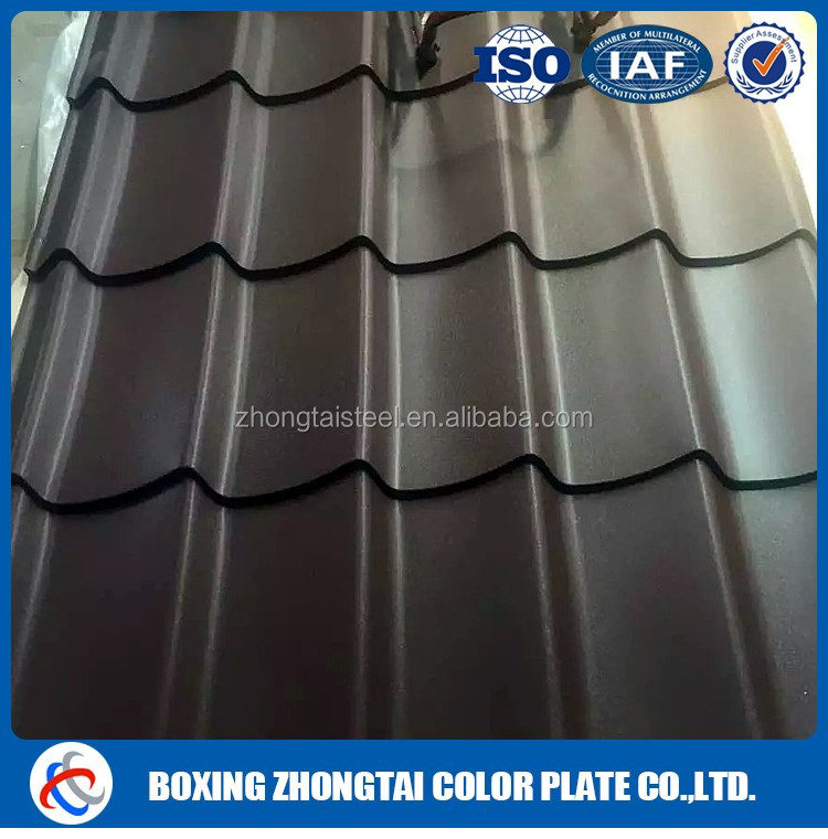 China supplier salecorrugated roofing sheet metal sheet